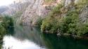 Изумрудено зелен каньон: Матка край Скопие