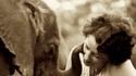 Дафни Шелдрик и животните-сирачета на Кения