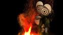 Танц в огъня на Папуа Нова Гвинея