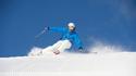 За колко дни човек се научава да кара ски
