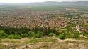 Кръстът над Карлово: Град от птичи поглед