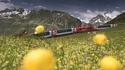 Ледниковият експрес - най-бавният бърз влак в света