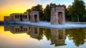 Храмът на Дебод - Древен Египет в центъра на Мадрид
