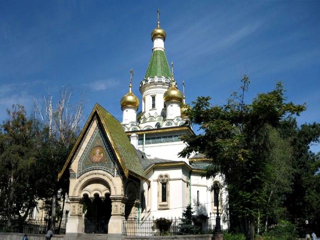 Руската църква в София - 7 любопитни факта