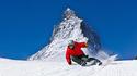 Цермат: На ски в подножието на Матерхорн