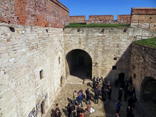 Тайните на крепостта Баба Вида