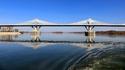Влак по Дунав мост 2 - от декември 2014 г.