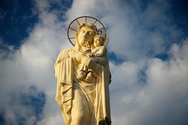 Богородица: Статуята, която пази Хасково