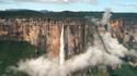 Водопадът Анхел – поглед от ръба на света