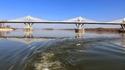 Влак Видин – Калафат тръгва по Дунав мост 2