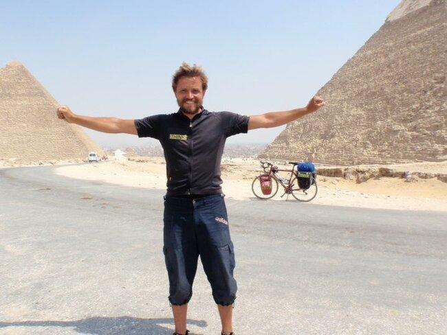 Вячеслав Стоянов: Един колоездач за пътешестването като дрога