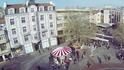 Пловдив от птичи поглед (видео)