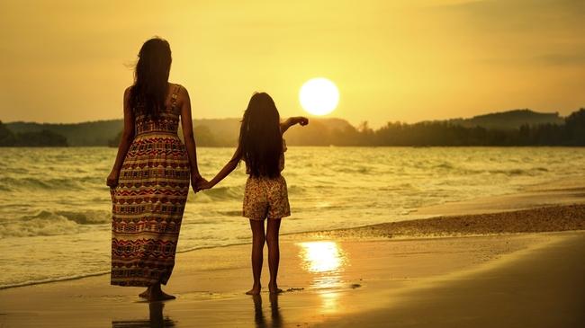 Съвети за пътуване, дадени от майки на дъщери