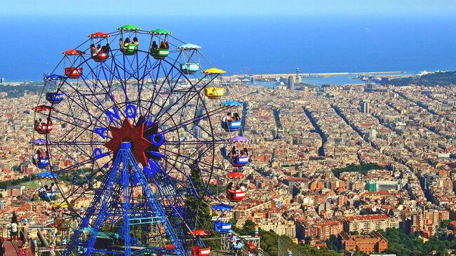 Барселона: 5 романтични места в Барселона