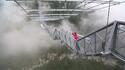 Адреналин: Най-дългият висящ пешеходен мост в света