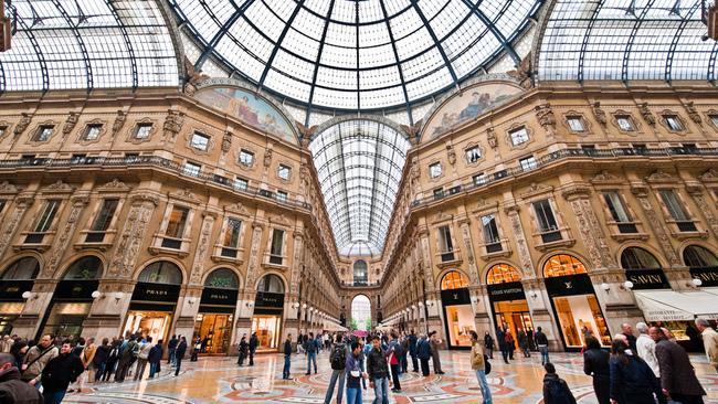 10 любопитни факта за Милано