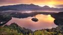 Езерото Блед: Словения от приказките