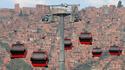 Боливия: Най-високият градски лифт в света