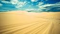 Живите дюни Стоктън - най-големите в южното полукълбо