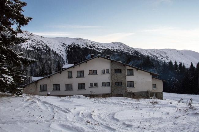 Хижа Момина поляна в Централен Балкан