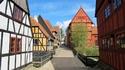 Старият град нa Орхус, Дания - приказка от Андерсен