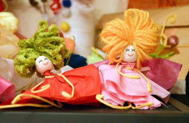 Арт-къща Куклите - създай си сам приказка