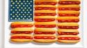 Знамената на всяка държава – от храна