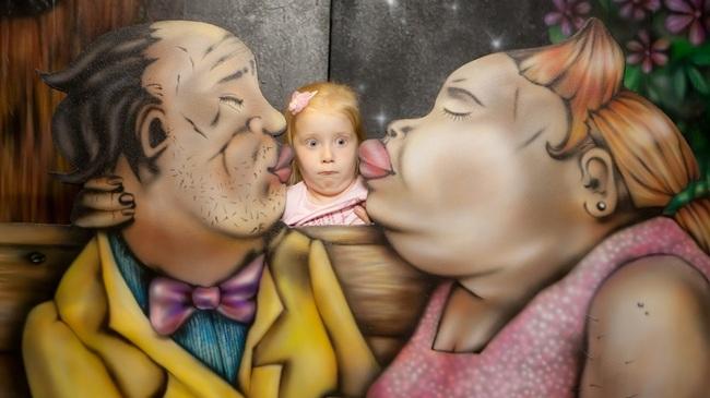 Музеят на илюзиите в Барселона отвори врати