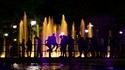 Пеещите фонтани в Пловдив (нощна фотогалерия)