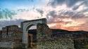 Крепост Состра – да се почувстваш като римски император
