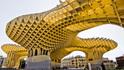 Метропол Парасол – най-голямата дървена структура в света