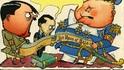 Музеят на карикатурите в Лондон