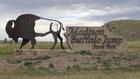 Древният индиански капан за бизони
