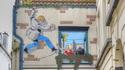 Комиксовият път – цветна разходка из Брюксел