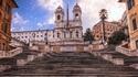 Испанските стълби – стълбище с история в Рим