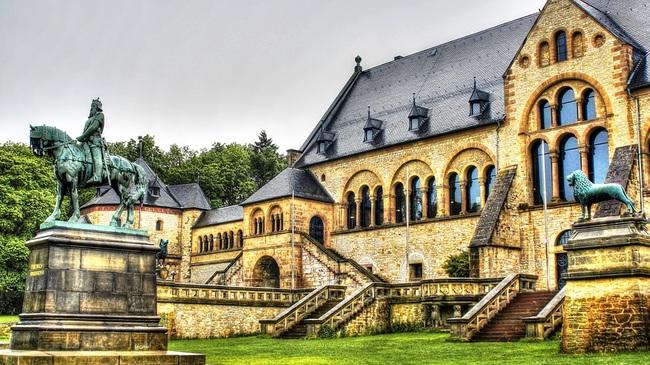 Гослар - германски град като от приказките