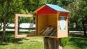 Детска паркова библиотека в Свищов