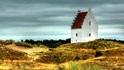 Датската църква, зарита в пясъка