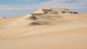 Египет и лечението чрез заряване до шия в пясъка