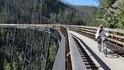 Мира Кениън – жп линията, която стана туристически рай