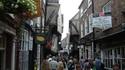 Най-запазената средновековна улица