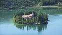 Висовац – хърватският манастир в езерото
