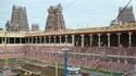 Невероятният храм Меенакши в Индия