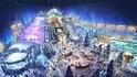 Най-големият закрит снежен парк строят в Абу Даби
