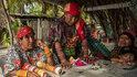 Индианците Куна от самотните карибски острови