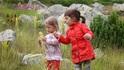 С деца на планина: Планиране на прехода