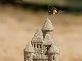 Детски самодеен фестивал Пясъчни творения