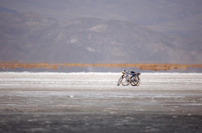 Изпари се второто по големина езеро в Чили