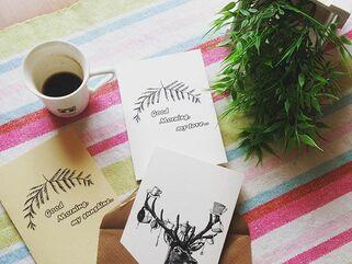 Как Дания вдъхнови българка да рисува картички