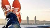 Умни маратонки те водят по пътя вместо карта